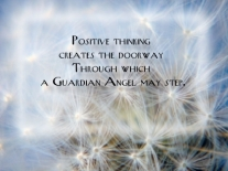 AngelPositiveThinkingGuardian